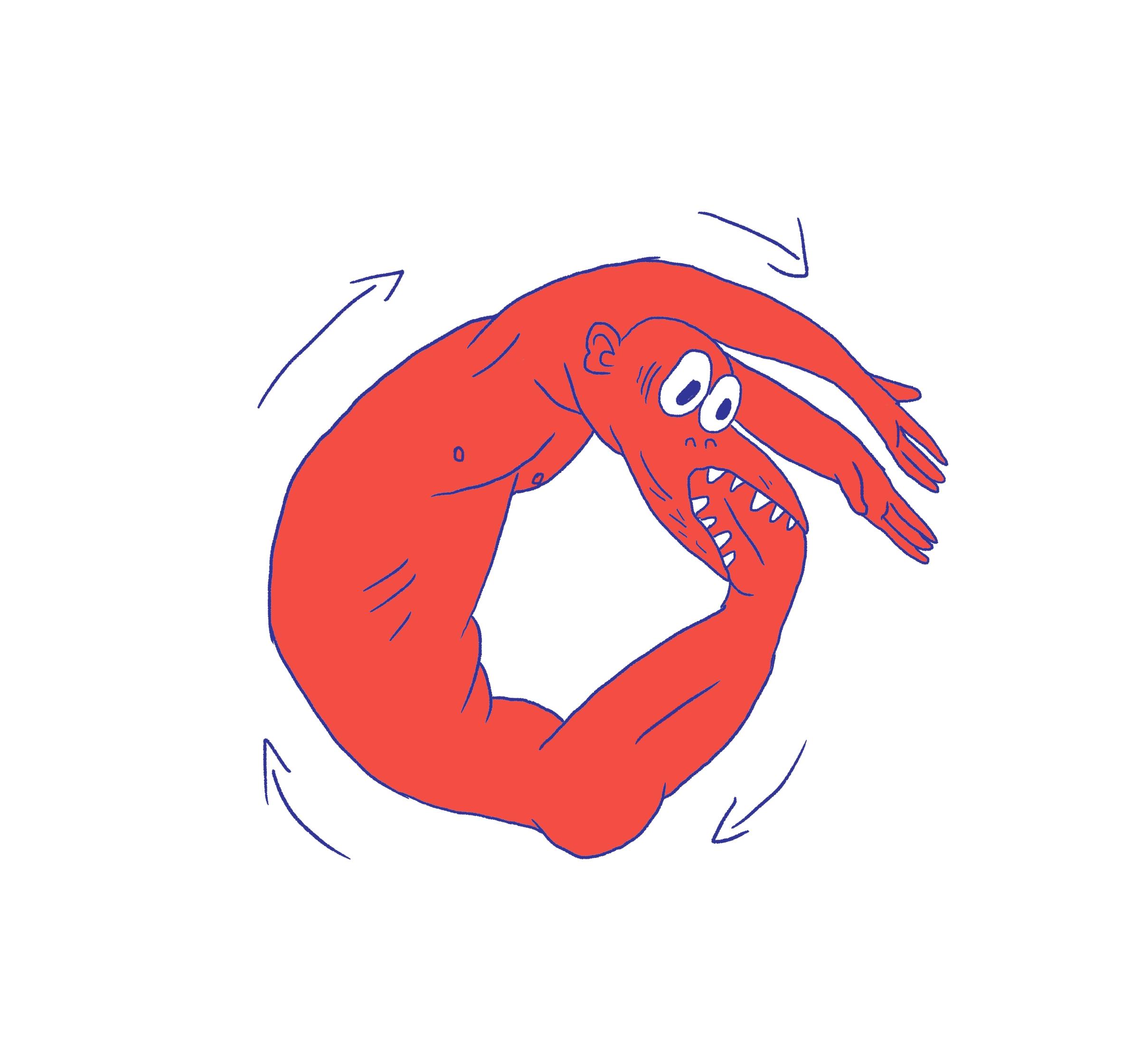 La imagen tiene un atributo ALT vacío; su nombre de archivo es uroboro-color-5.jpg